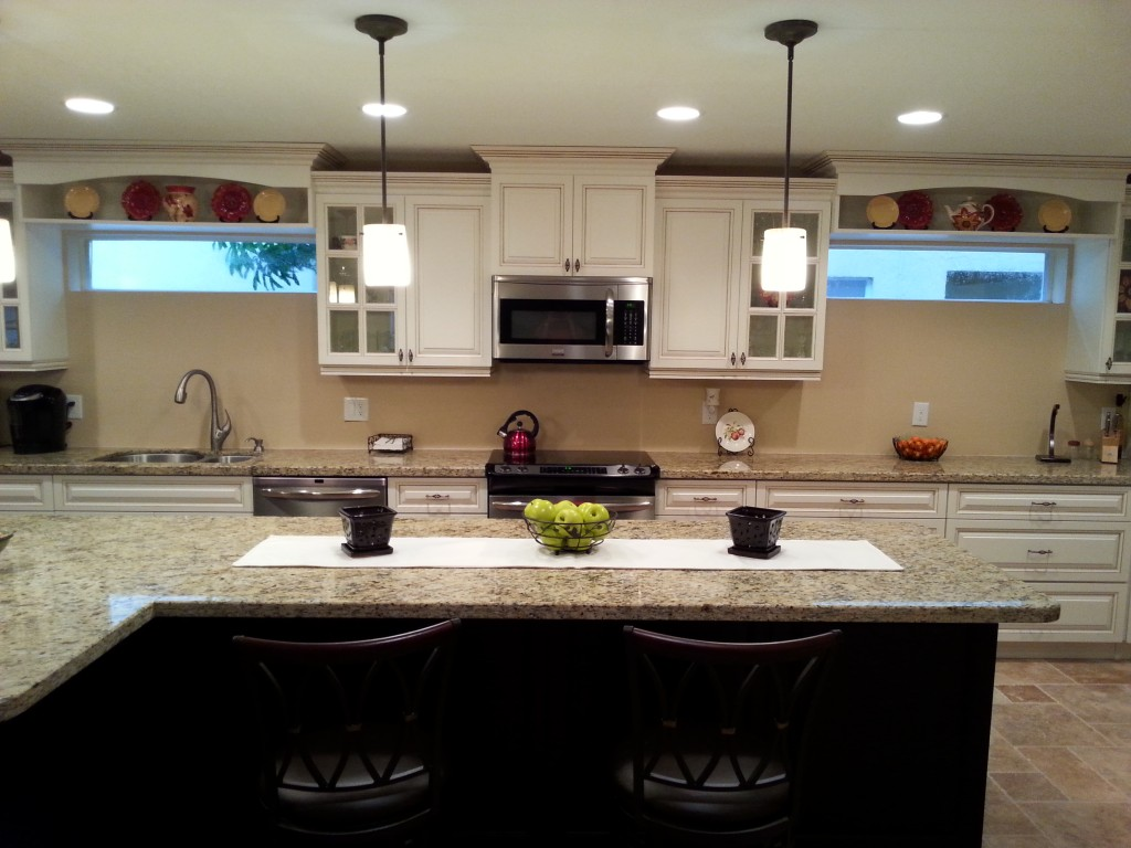 Custom Kitchen Design & Custom Kitchen Cabinets